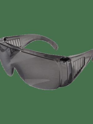 Occhiale protettivo monolente grigio