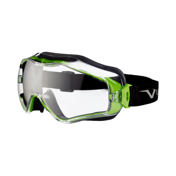 Occhiali di protezione a maschera 6x3 - anti graffio e anti appannamento