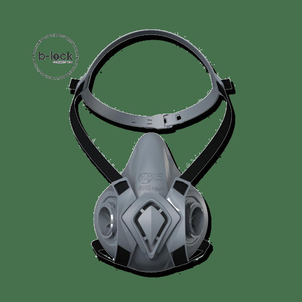 Semi-maschera filtrante BLS 4000NEXT R