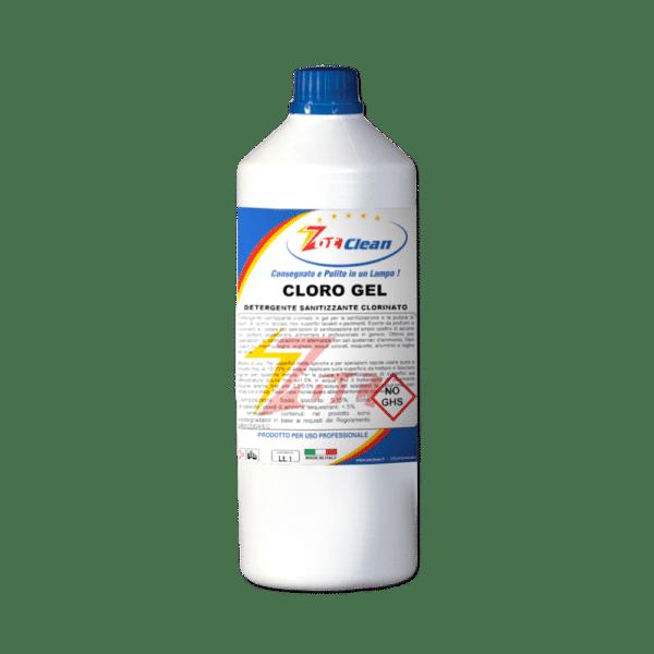 CLOROGEL - Detergente Sanitizzante