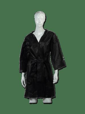 Kimono in TNT Nero
