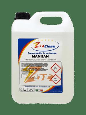 MANISAN Sapone Sanificante Mani HACCP