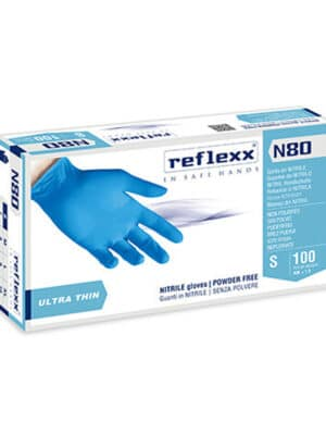 Nitrile guanti N80 Reflexx