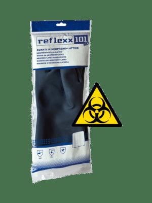 Neoprene guanti riutilizzabili R101 Reflexx