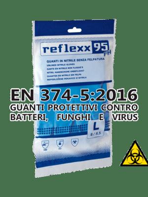 Nitrile Guanti R95 Reflexx
