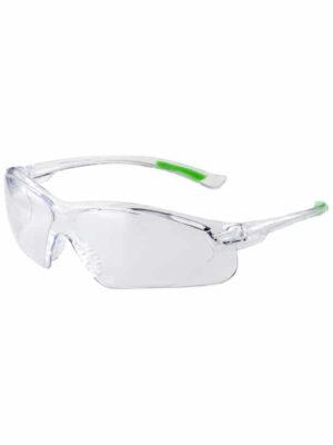 Occhiale protettivo avvolgente trasparente Mod. 516